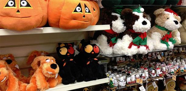 Navidad contra Halloween