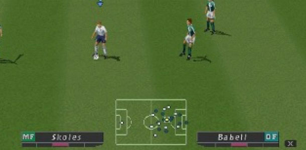 International Superstar Soccer Pro Evolution