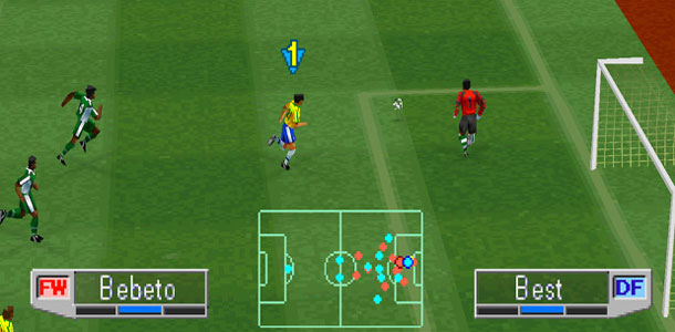 International Superstar Soccer 98 Pro