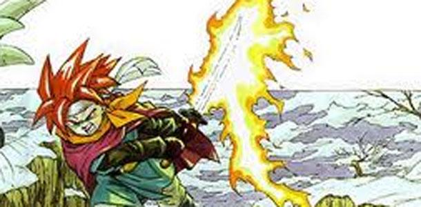 espada llameante
